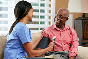 Home Health Care answering service