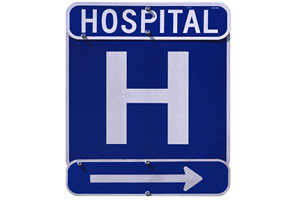 Hospital answering service