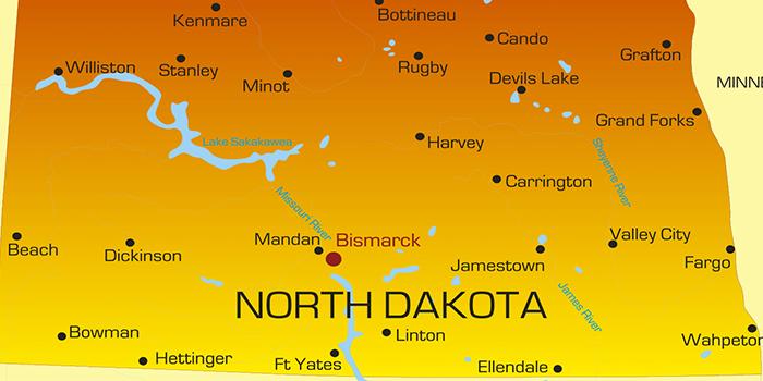 Map_Of_North_Dakota