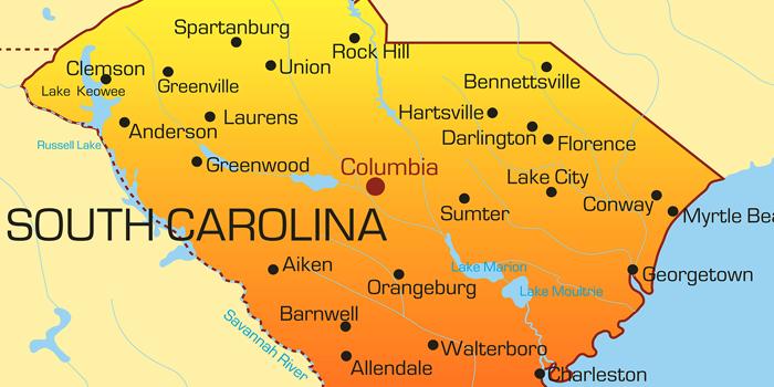 Map_Of_South_Carolina