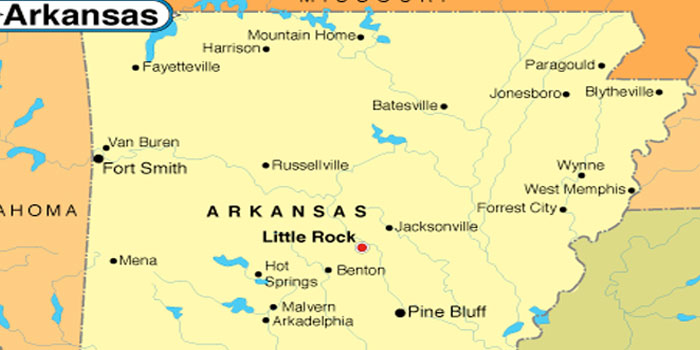 state-maps-arkansas