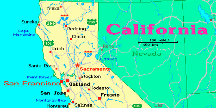 state-maps-california