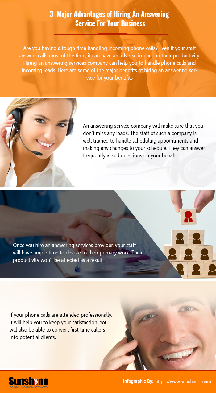 Long Term Benefits of Hiring An Answering Services Company